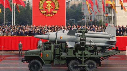 Военный парад в ГДР