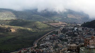 МИД Сирии: ООН теряет свой авторитет после решения США по Голанам