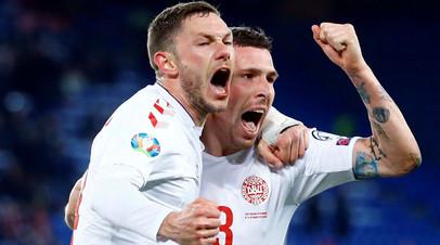 День камбэков и ничьих: Греция и Швеция отыгрались с 0:2, а Дания — с 0:3 за 9 минут до конца