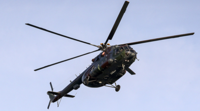 Экипаж разбившегося в Казахстане вертолёта погиб
