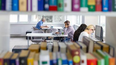 Бесплатный Wi-Fi заработал ещё в 55 библиотеках Москвы