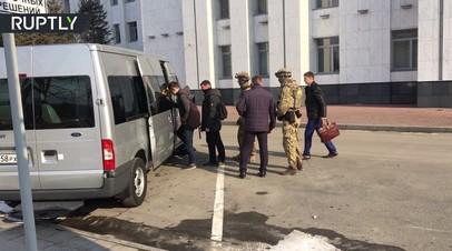 «Лесное дело»: в правительстве Хабаровского края прошли обыски