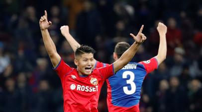 Футболист ЦСКА Ахметов рассказал, в каком европейском чемпионате хотел бы играть