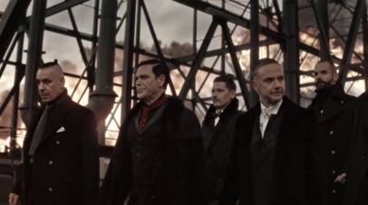 Кадр из клипа группыRammstein