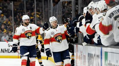 Дадонов повторил личный снайперский рекорд в НХЛ