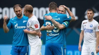 Ракицкий рассказал, кому посвятил свой первый гол за «Зенит»