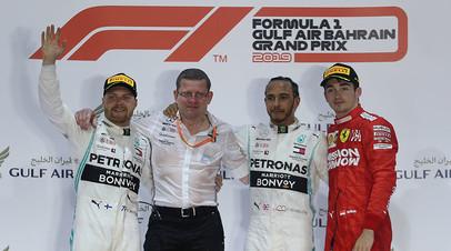 Победа Хэмилтона, злой рок Ferrari и провал Квята: итоги Гран-при Бахрейна в «Формуле-1»