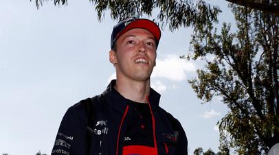 Квят заявил, что Toro Rosso извлекла уроки из неудачного Гран-при Бахрейна