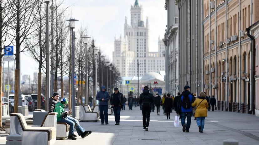 Синоптики заявили о крайне неустойчивой погоде в России в апреле