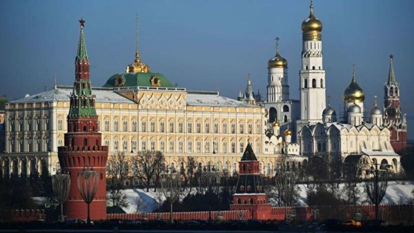 В Кремле прокомментировали выборы президента Украины