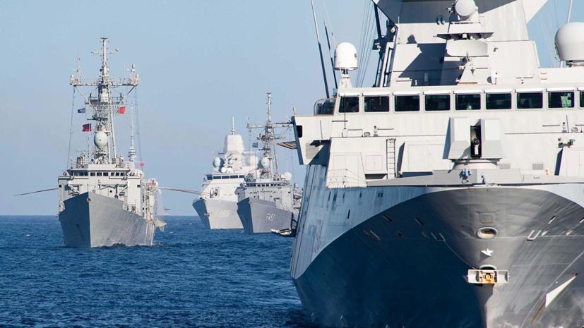 Министры стран НАТО обсудят расширение присутствия в Чёрном море