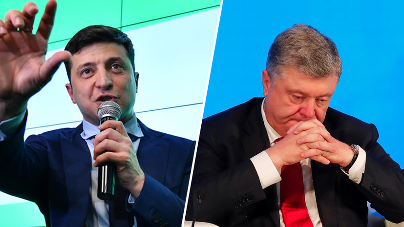 «Уже не до шуток»: как будет проходить борьба между Порошенко и Зеленским за пост президента Украины