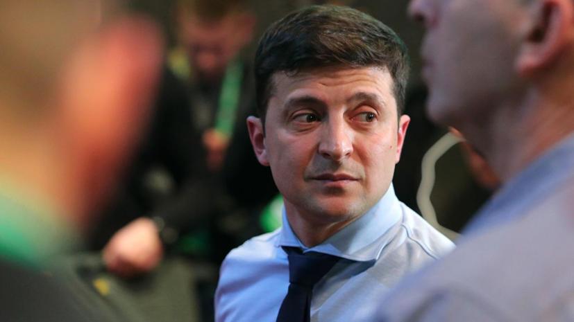 Зеленский предлагает референдум перед вступлением Украины в ЕС и НАТО