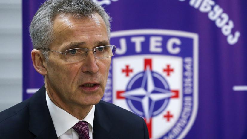 Корабли Украины и Грузии примут участие в учениях НАТО в Чёрном море