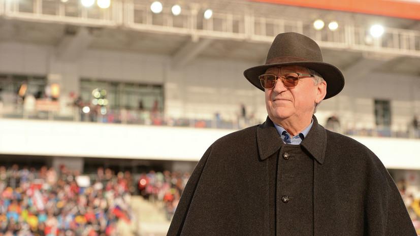 Тихонов заявил, что больше никогда не будет выступать на тренерском совете СБР
