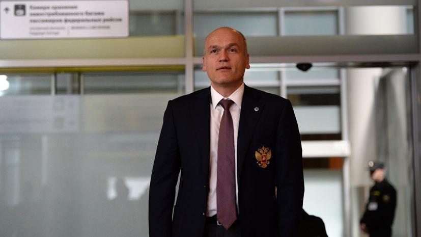 Путин подписал указ о награждении орденом Дружбы главы РШФ Филатова