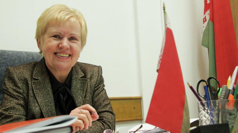 ЦИК Белоруссии назвала безукоризненной организацию выборов на Украине
