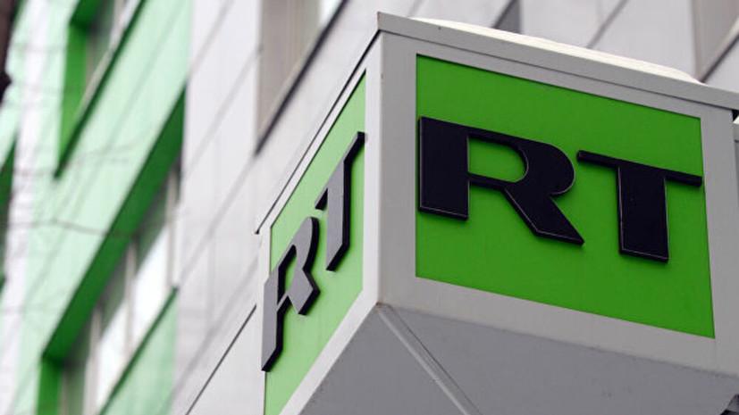 RT стал самым цитируемым ресурсом в соцсетях в феврале 2019 года