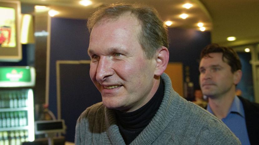 СБУ решила обжаловать отмену запрета на въезд Добронравову