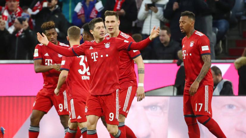 «Бавария» анонсировала матч со сборной Китая по футболу