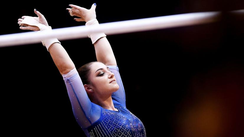 Гимнастка Мустафина объяснила решение отказаться от участия в ЧЕ