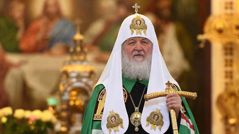 Патриарх Кирилл заявил обусилении дискриминации УПЦ