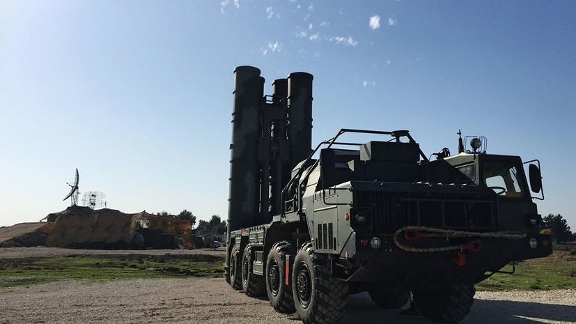 В Пентагоне полагают, что Турция предпочтёт Patriot российским С-400