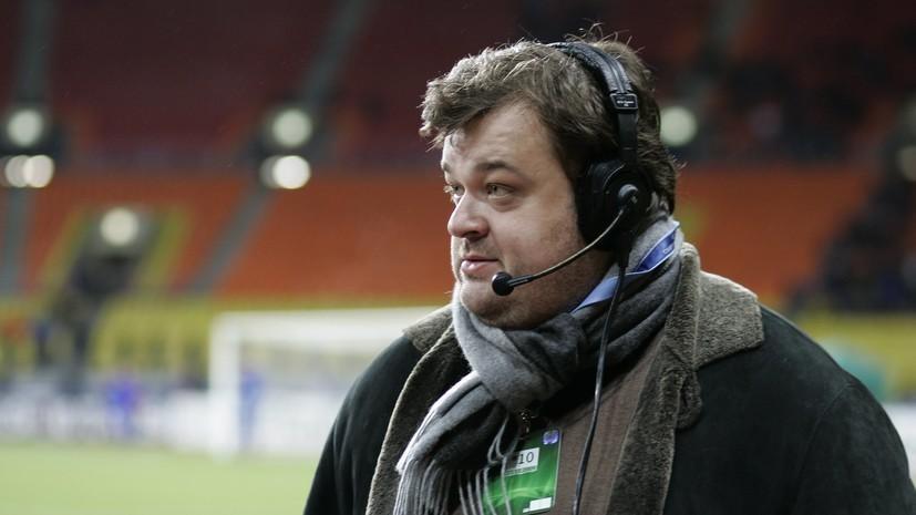 Василий Уткин рассказал о совершённом на него нападении