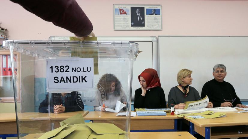 В США призвали Турцию признать итоги муниципальных выборов