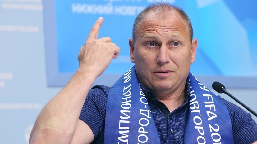 Дмитрий Черышев назвал бредом предположение, что за нападением на Уткина стоит Черчесов