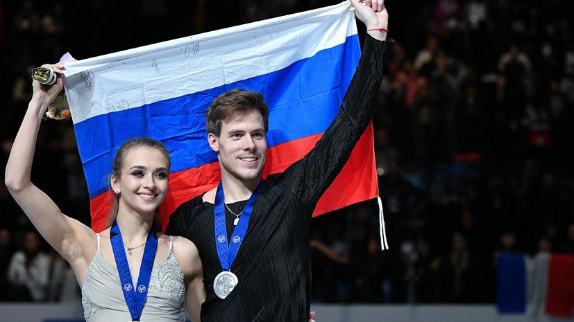 Кацалапов станет капитаном сборной России на командном ЧМ по фигурному катанию
