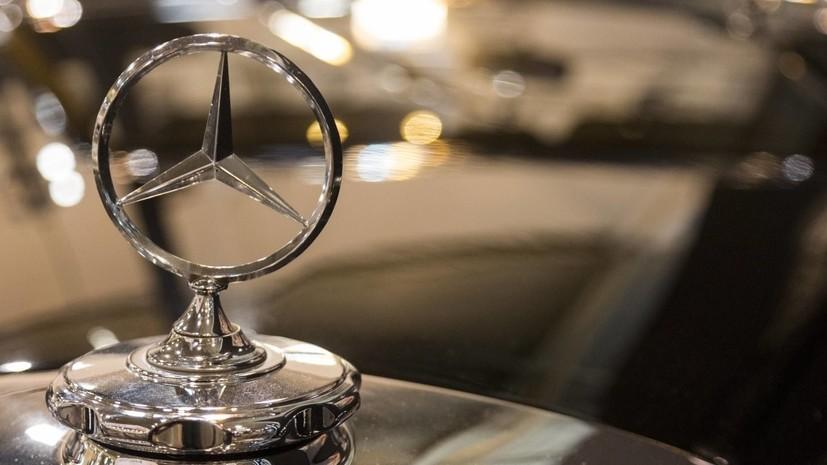 Воробьёв прокомментировал открытие завода Mercedes в Подмосковье