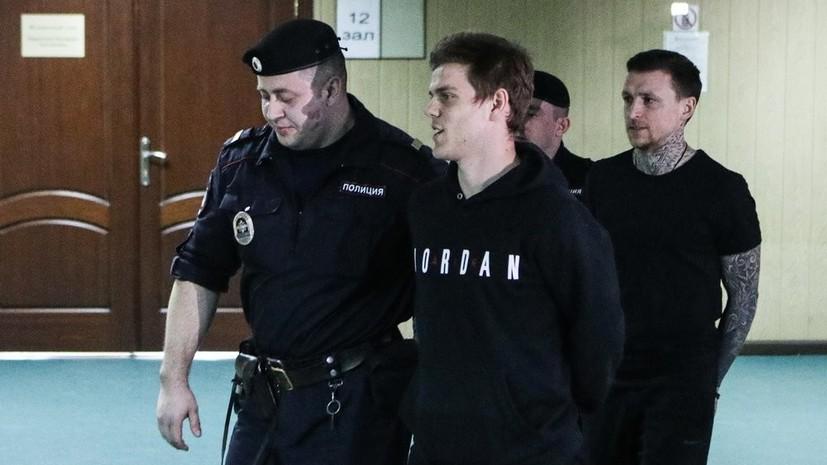 Адвокат Кокорина прокомментировала прошение о продлении ареста