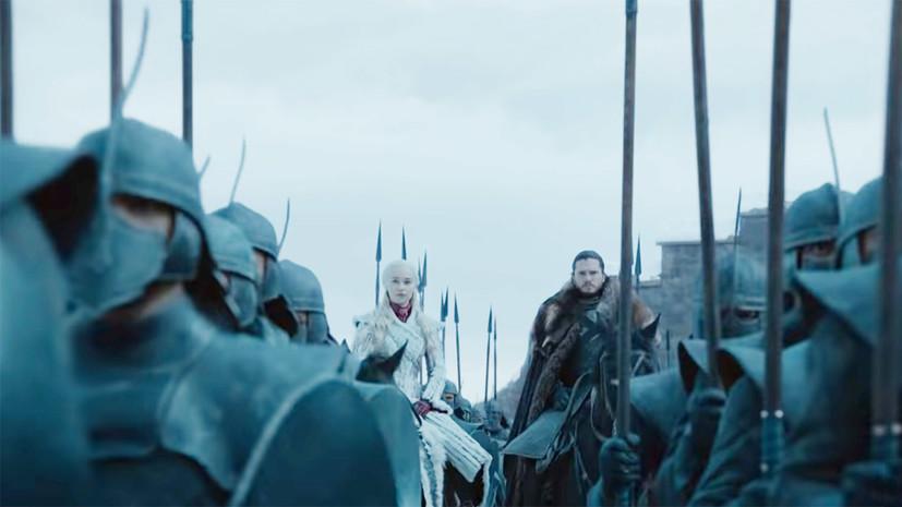 Проморолики, квест и компьютерная игра: как HBO подогревает интерес к премьере финального сезона «Игры престолов»