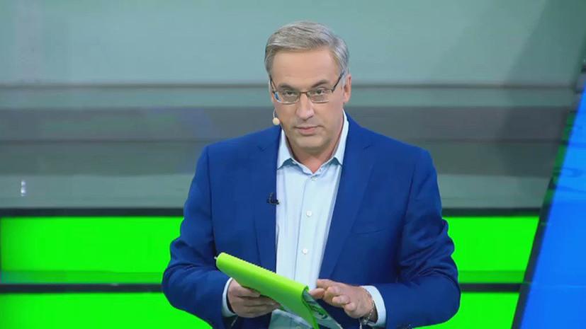 Представитель НТВ заявил, что Норкин находится на больничном