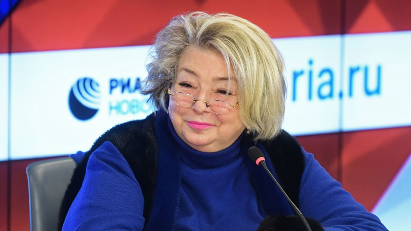 Российский тренер Татьяна Тарасова рассказала о своей методике