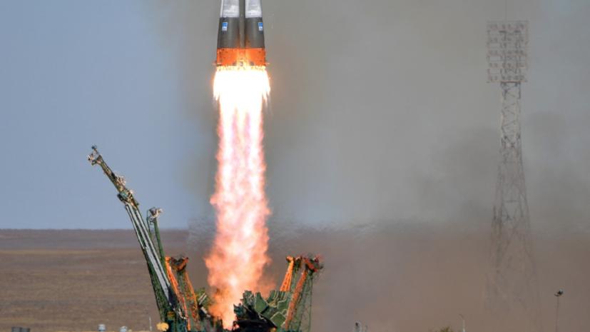 Корабль «Прогресс МС-11» стартовал к МКС с Байконура