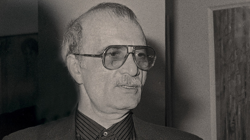 Умер Георгий Данелия
