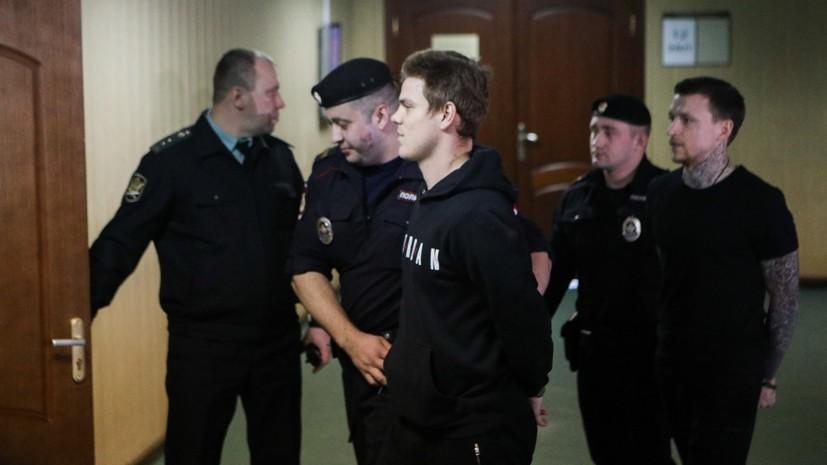 Колосков не понимает, зачем суд оставил Кокорина и Мамаева под стражей