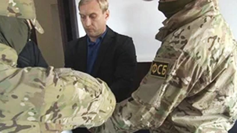 Следствие попросило арестовать мэра Евпатории