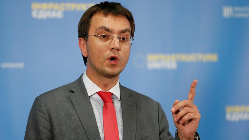 В Госдуме оценили обещание Омеляна приехать в Москву «на танках»