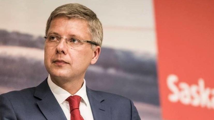 Эксперт прокомментировал отставку Ушакова с поста мэра Риги