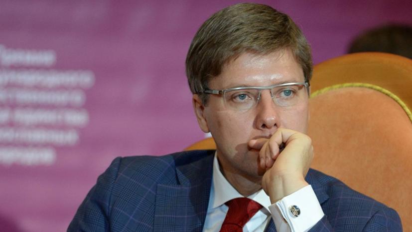 Власти Латвии обвинили экс-мэра Ушакова в крупной растрате