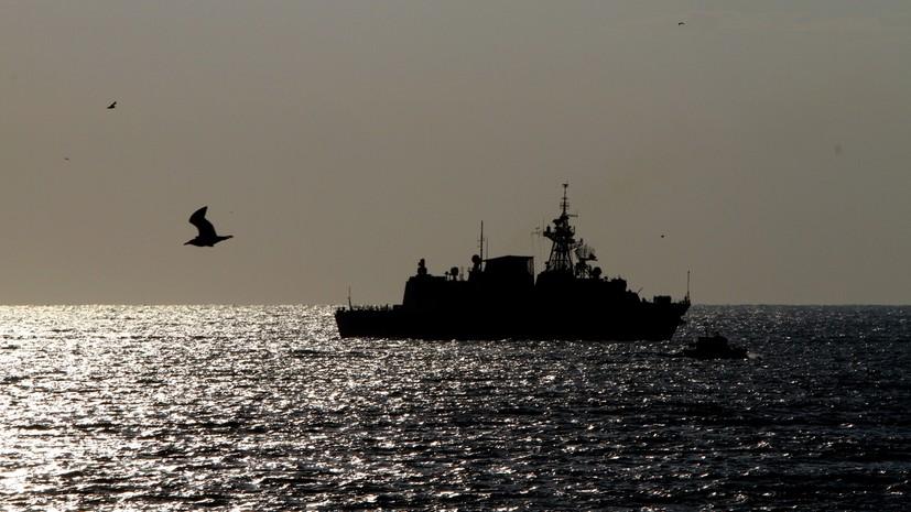 Киев пообещал действовать в Чёрном море с НАТО, не спрашивая Россию
