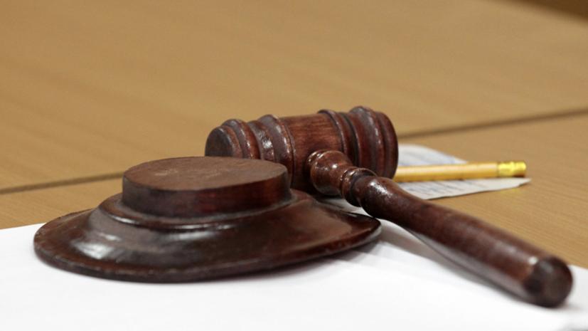 В Тверском суде Москвы мужчина попытался напасть на пристава с ножом