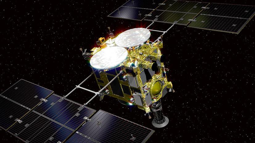Взрыв в космосе: смогут ли учёные найти следы жизни на астероиде Рюгу