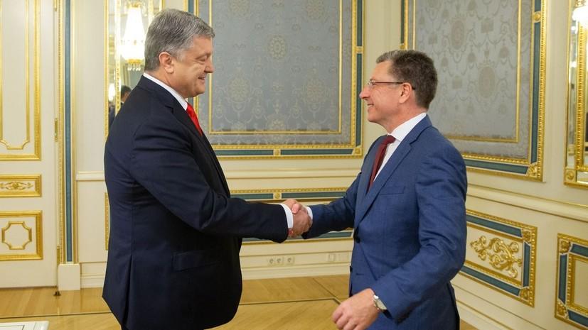 «Проверен в деле»: может ли Запад оказать поддержку Порошенко в преддверии второго тура выборов на Украине