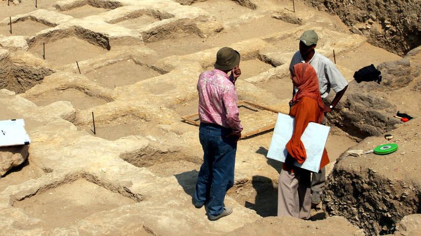 В Египте обнаружена гробница супружеской пары эпохи Птолемеев
