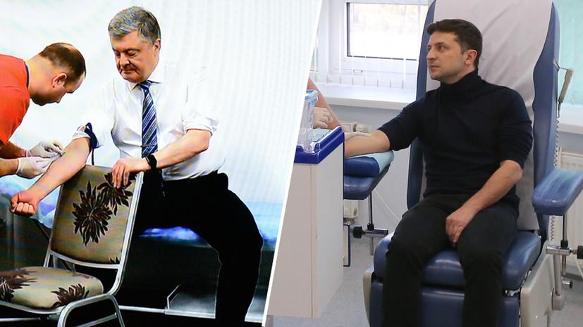 «Нужно хотя бы 48 часов потратить»: Кличко раскритиковал сдачу анализов Зеленским и Порошенко