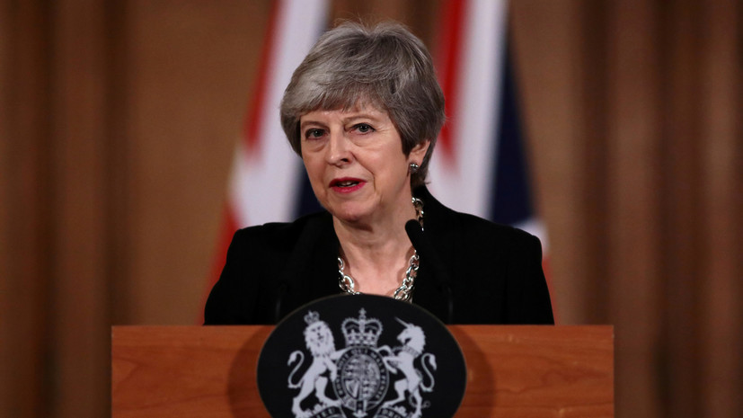 Впалате общин английского парламента началось голосование поальтернативным вариантам Brexit
